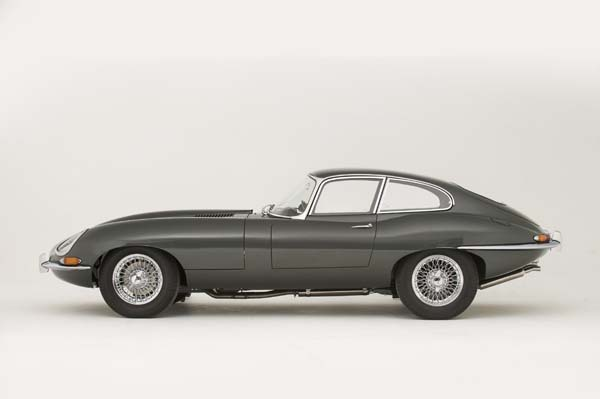 1961 Jaguar Series 1 E Type XKE 3.8 Litre Fixed Head Coupe in Sherwood Green 0001