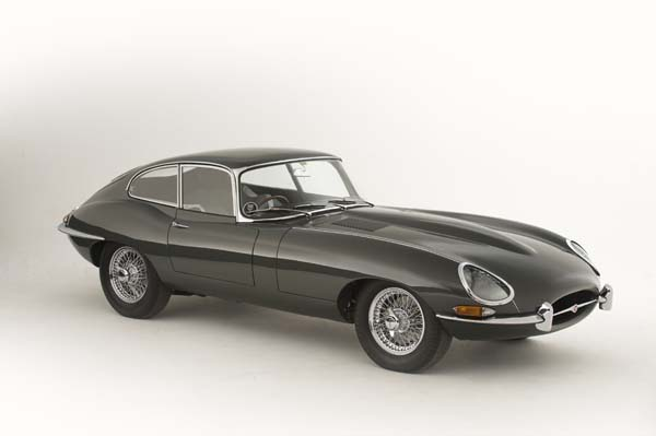 1961 Jaguar Series 1 E Type XKE 3.8 Litre Fixed Head Coupe in Sherwood Green 0002