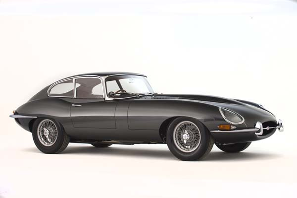 1962 Jaguar Series 1 E Type XKE 3.8 Litre Fixed Head Coupe in Opalescent Gunmetal 0001