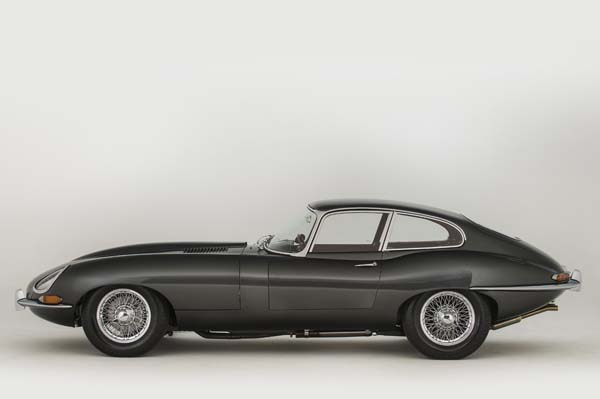 1965 Jaguar Series 1 E Type XKE 4.2 Litre Fixed Head Coupe in Opalescent Gunmetal 0001