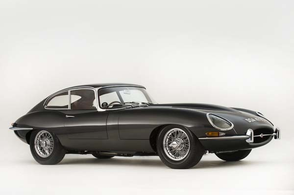 1965 Jaguar Series 1 E Type XKE 4.2 Litre Fixed Head Coupe in Opalescent Gunmetal 0002