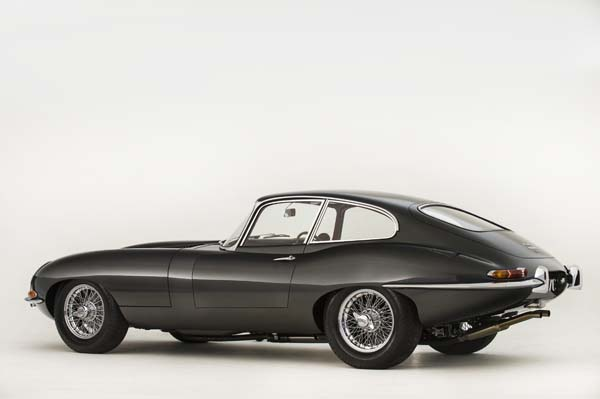 1965 Jaguar Series 1 E Type XKE 4.2 Litre Fixed Head Coupe in Opalescent Gunmetal 0003