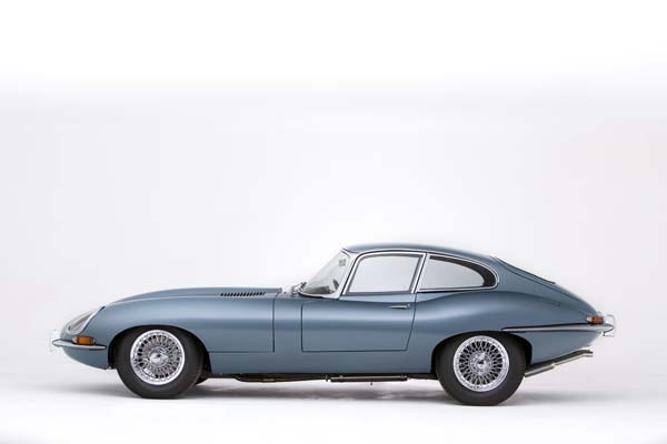 1967 Jaguar Series 1 E Type XKE 4.2 Litre Fixed Head Coupe in Opalescent Silver Blue 0001.JPEG
