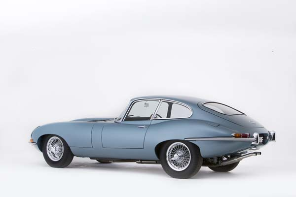1967 Jaguar Series 1 E Type XKE 4.2 Litre Fixed Head Coupe in Opalescent Silver Blue 0003.JPEG